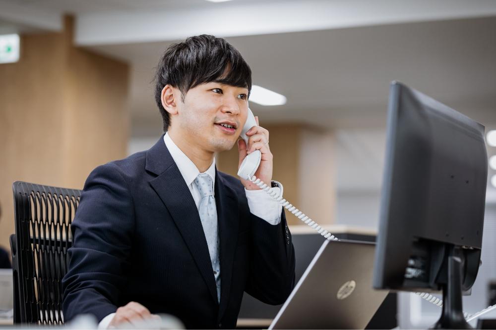 ITソリューション本部 システソリューション部 第一課 Y・Sさん 2019年中途入社